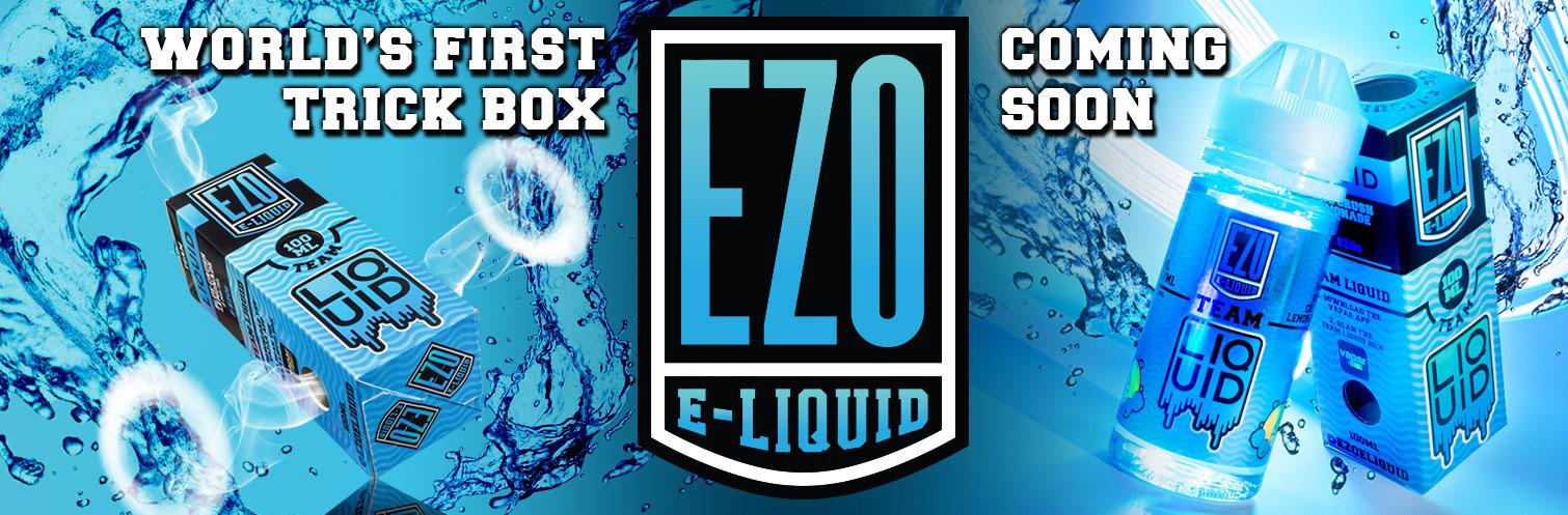 EZ O E-liquid 100ml by Daddys Vapor - Coming Soon