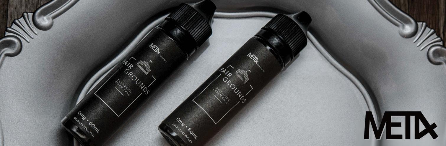 Met4 Fairgound E-liquid 60ml by Saveurvape