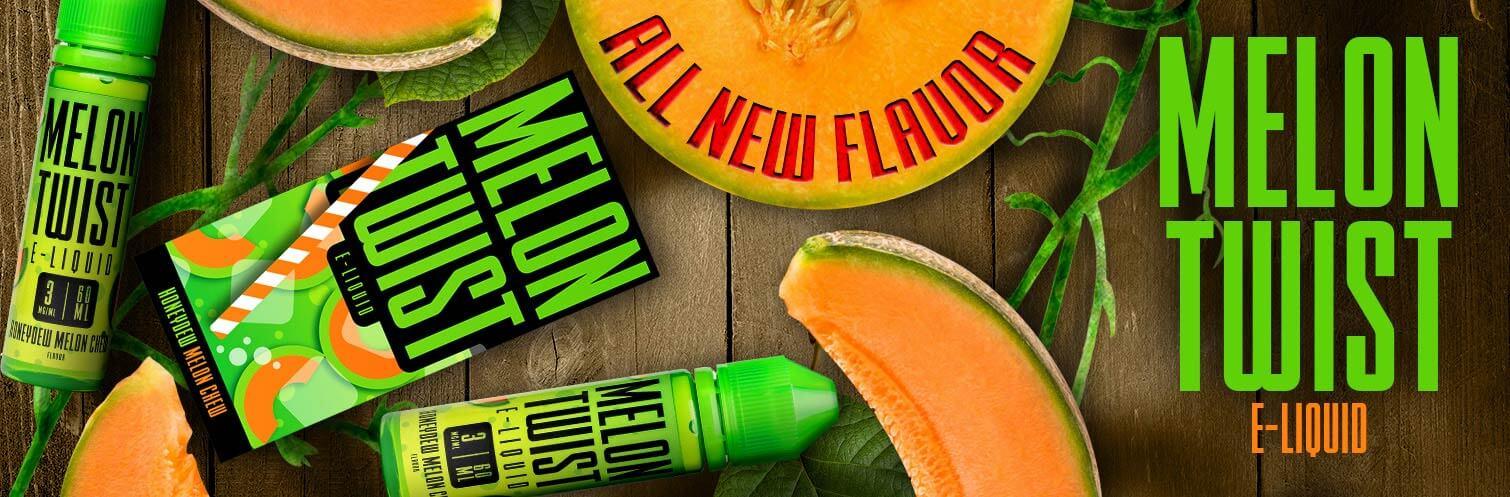 Melon Twist E-liquid 120ml By Twist E-liquids