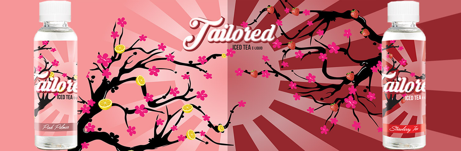 Tailored Iced Tea E Liquid
