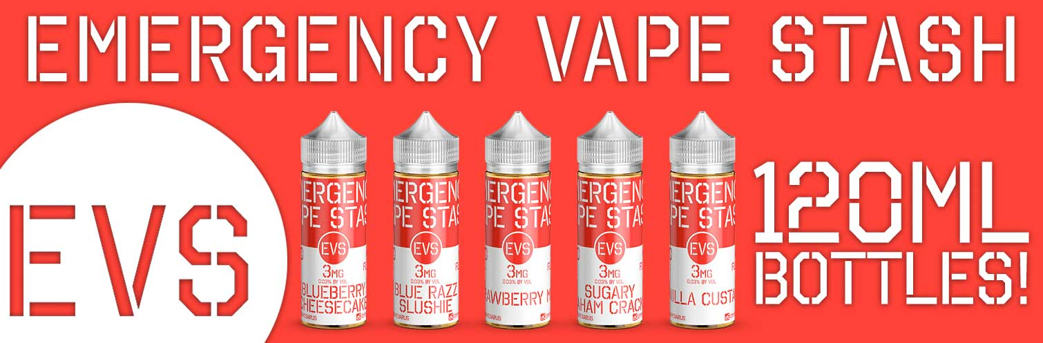 Emergency Vape Stash by My Vape Bar