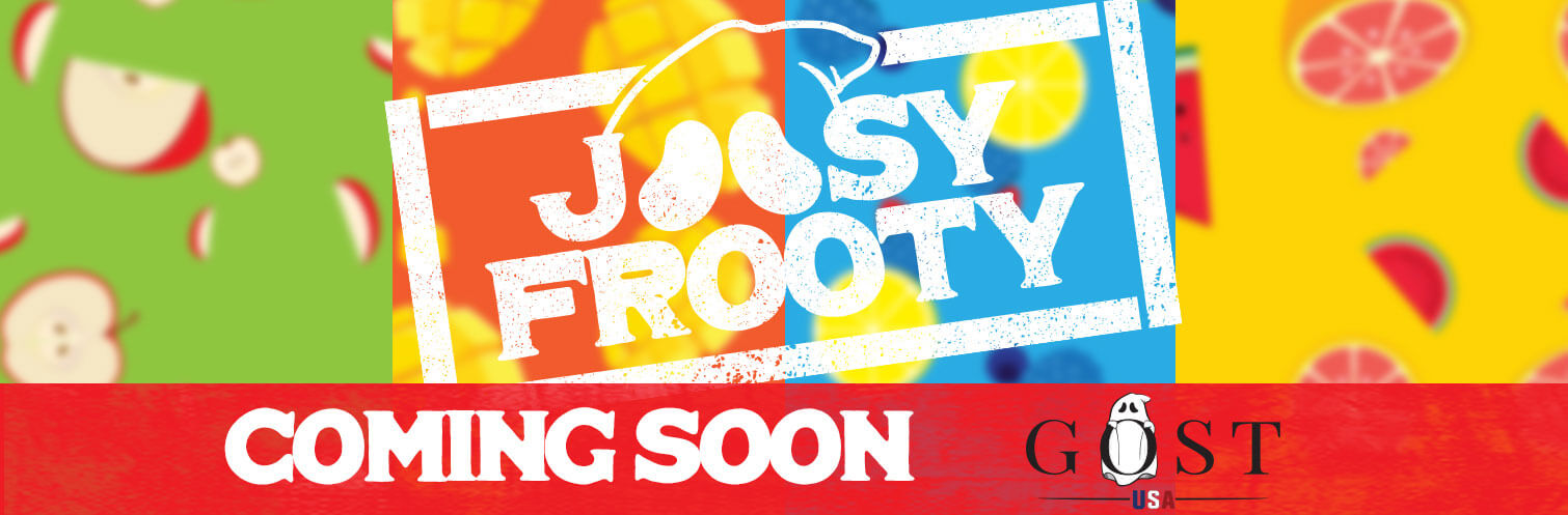 Joosy Frooty E-liquid by Gost Coming Soon