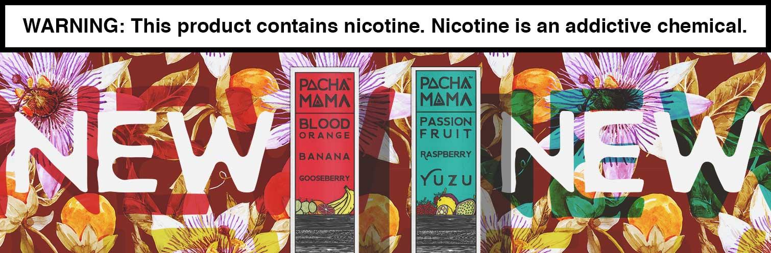 Pachamama E-liquid 60ml by Charlies Chalk Dust