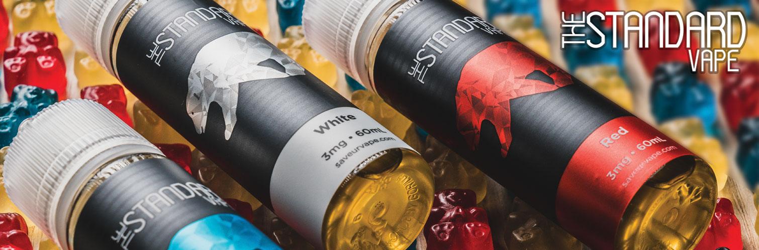 The Standard Vape 60ml E-liquid by Saveurvape